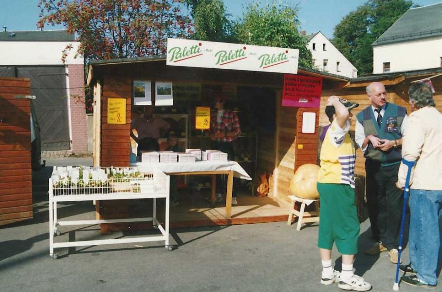 Lugau - Gartenolympiade