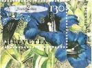 2001: Gemeinschaftsausgabe mit Singapore -Einzelmarken
