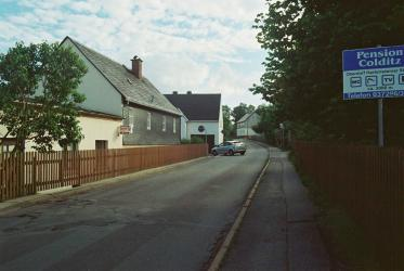 Hartensteine Straße/Abzweig LINDENGASSE